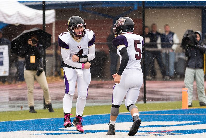 Holy Trinity Pride advance to NYSPHSAA Football Class C State Championship/Fan Bus Available