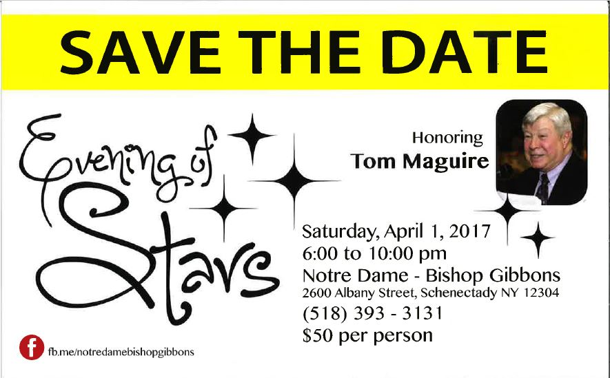 Evening of the Stars - A Musical Benefit Concert, 4/1/17