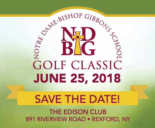Join us at our Annual Golf Classic!